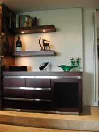 Collins TV unit
